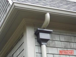 Gutter System Roof Drainage