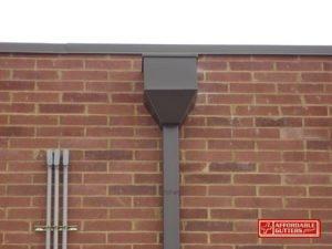Roof Drainage Repair