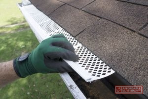 Screen Gutter Guards Are a Great Option!